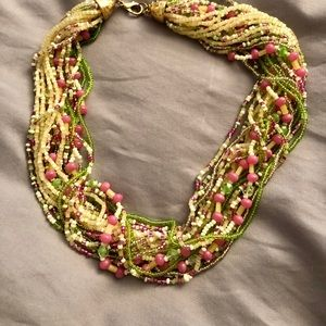 Jewelry - Beautiful Multi-Strand Bead Necklace